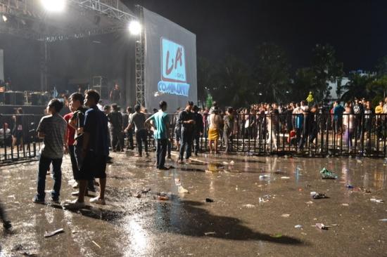 Setelah konser...
