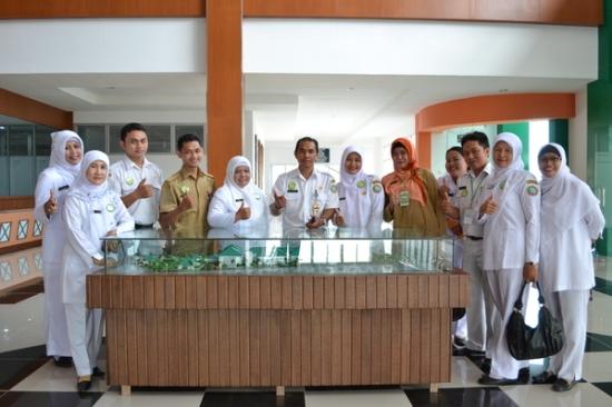Dokter, Bidan, Perawat, dan Staff RSUD Kota Pontianak