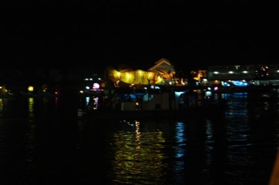Kapal Ikan Arwana