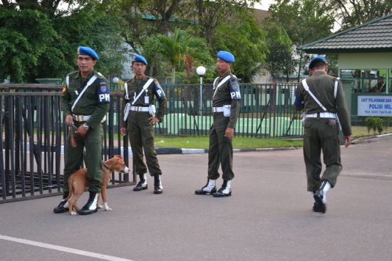 Polisi Militer