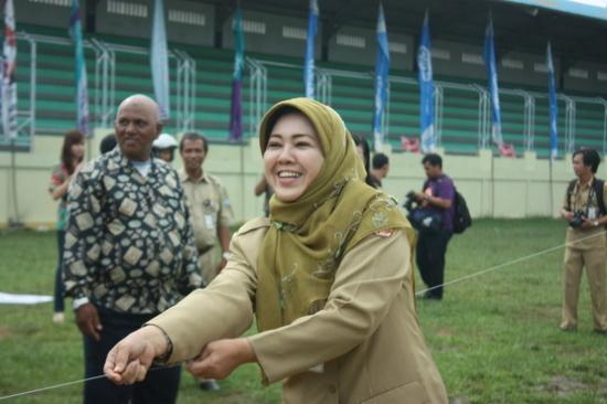 Kepala Dinas Pariwisata dan Kebudayaan Kota Pontianak